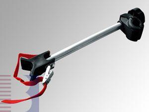 Fahrradhalter, universal, 29 cm, mit Halteband