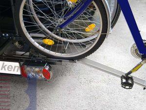Auffahrschiene ( Beladehilfe ) für ALUTRANS E- Bike