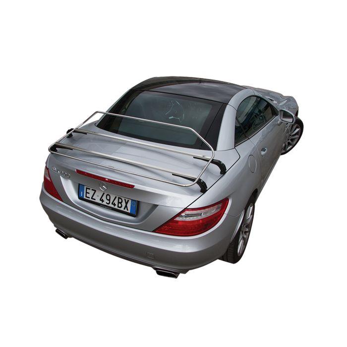 Porsche Boxster, 3-T Roadstar Bj. 1997-2004, Fabbri Unispider Gepäckträger f. Lasten für Heckträger für Porsche Porsche Boxster, 3-T Roadstar Bj. 1997-2004 Gepäckträger als Lastenträger