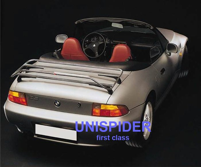 Jaguar S-Type, 4-T Limousine Bj. 1999-2002, Fabbri Unispider Gepäckträger f. Lasten