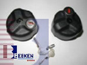Handrad, Thule, abschließbar 8 mm Typ Mutter (2 Stk)