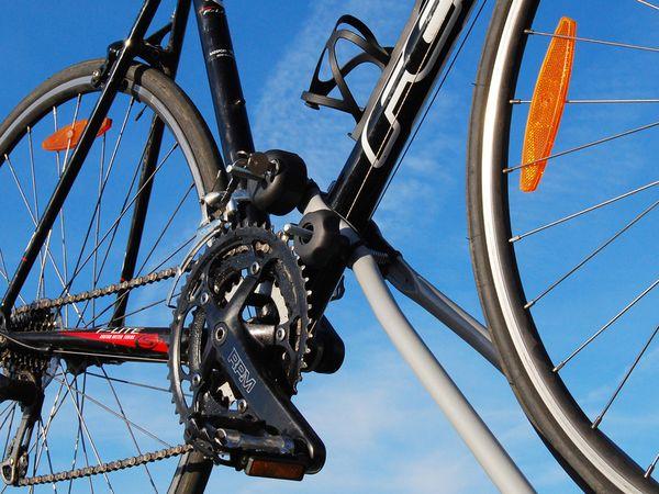 Fahrradhalter Alu Star !!Empfehlung Preis/ Leistung!!