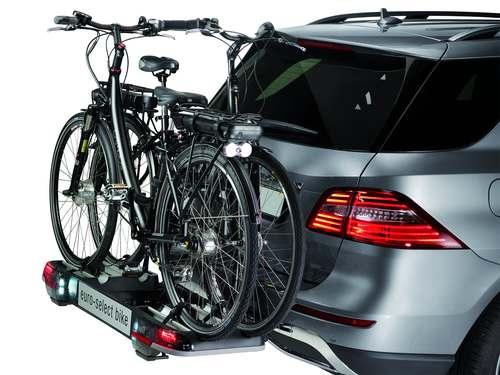 Umrüstkit euro select bike für 2 Fahrräder