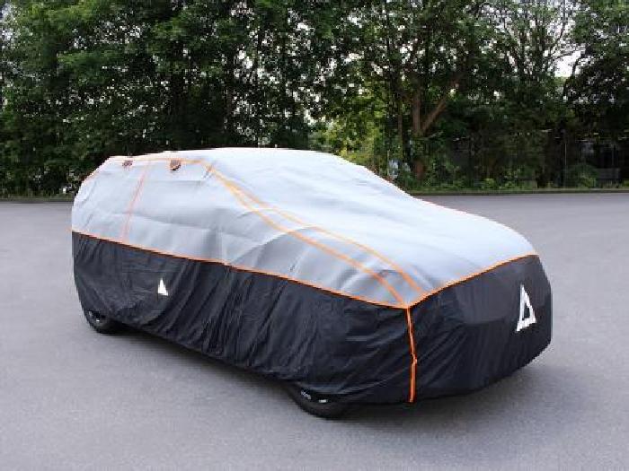 Mercedes Citan Extra Lang W245 4-T Van Bj. 2013- Auto Schutzhülle-Hagelschutz, Basic