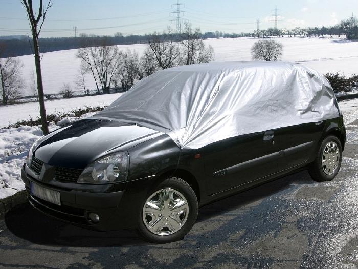 Renault Scénic 5-T MPV Bj. 2009-2016 Auto Schutzhülle-Halbgarage, APA Premium