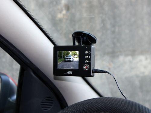 Rückfahrvideosystem integriert im NS, Rückfahrkamera