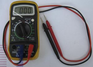 Stromprüfer Digital Multimeter