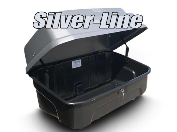 Heck- Box, ALUTRANS Heckbox silver line L 305 l