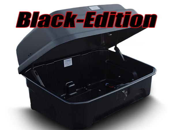 Heck- Box, ALUTRANS Heckbox black edition L 305 l