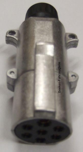 Stecker 7pol 24V, Metall