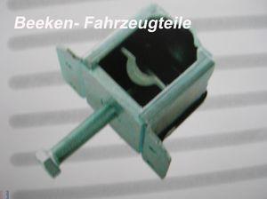 Befestigungselement, Basiskopf f. 2 -3 Fahrr., Eufab EAL