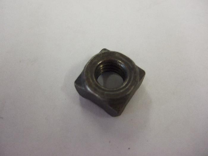 Vierkant-Schweissmutter, M10, DIN 928 Stahl, 1 Stk.