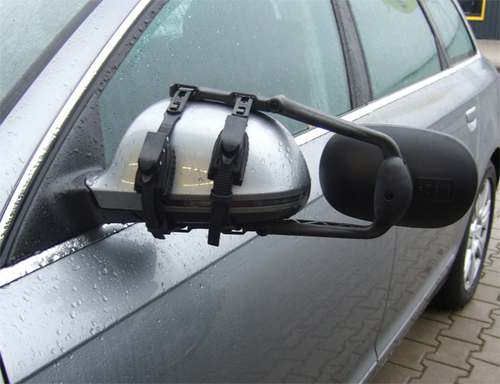 VW Vento Bj. 1992-1998 Quick Lock RK Reich Wohnwagenspiegel u. Caravanspiegel