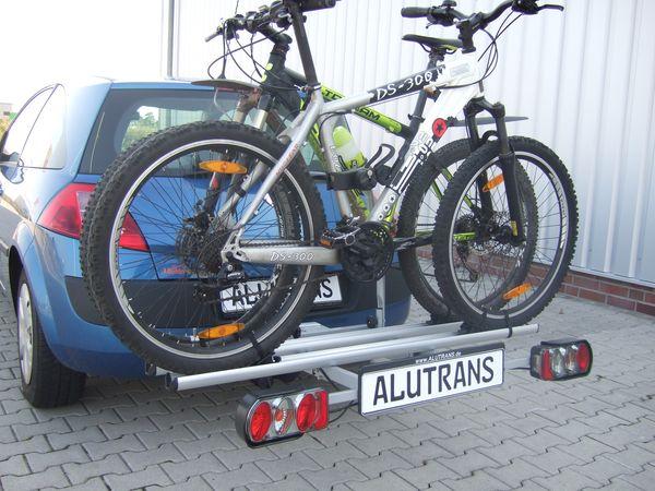 ALUTRANS BACKBoxx Premium Kit Bike 2 (2 Fahrräder)