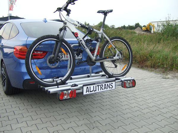 ALUTRANS BACKBoxx Premium Kit Bike 2- 4 (4 Fahrräder)