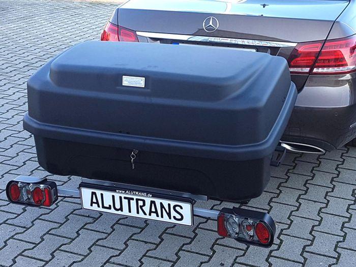 ALUTRANS BACKBoxx Premium Kit Box black edition