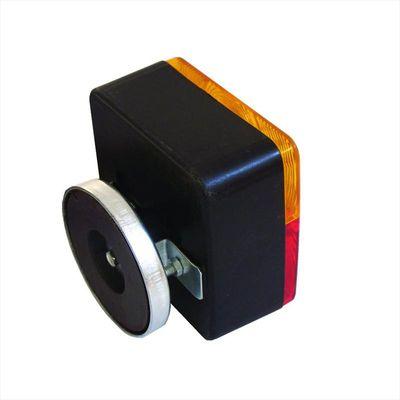 Schlussleuchten-Set auf Magnet 7, 5+2,5M Kabel