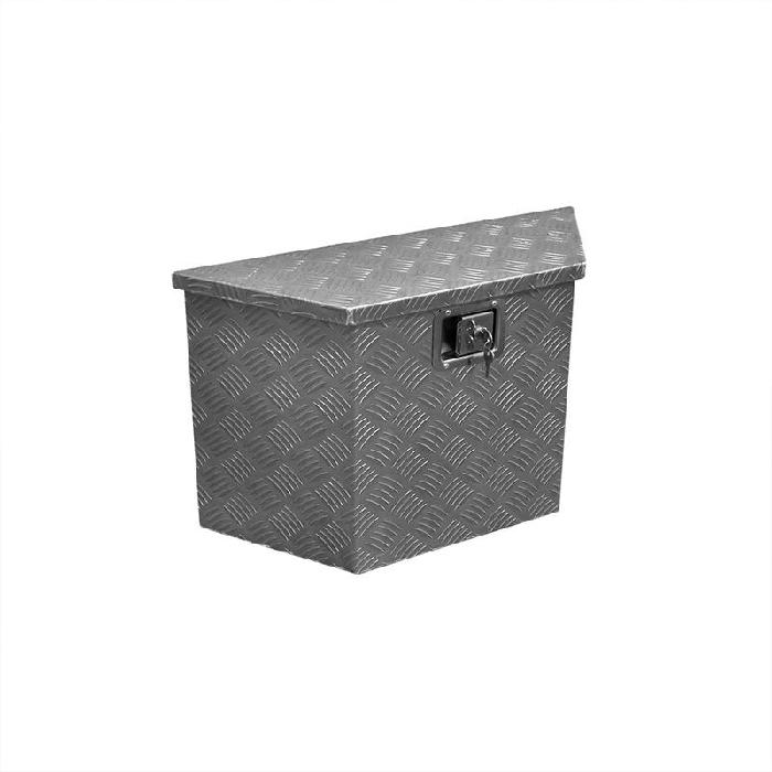 Alubox Staukasten, Werkzeugbox 700/380 x 240 x H420mm