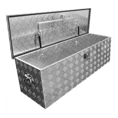 alubox staukasten werkzeugbox 1240 x 400 x h380mm anh ngerkupplungen und fahrradtr ger f r. Black Bedroom Furniture Sets. Home Design Ideas