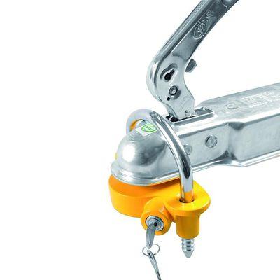 Kupplungsschloß mit Zylinderschloss (12er Pack)