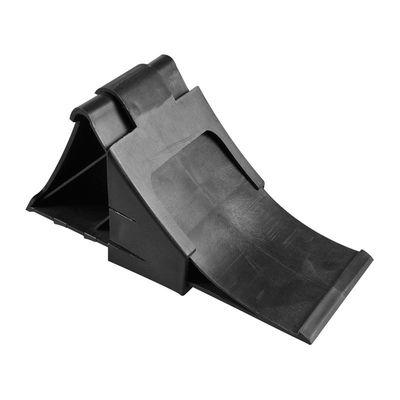 Unterlegkeil Kunststoff inkl. Halter, schwarz (48er Pack)