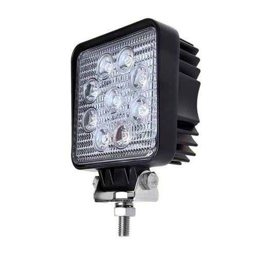 Arbeitsleuchte Arbeitsscheinwerfer Zusatzscheinwerfer LED 109x109x650mm
