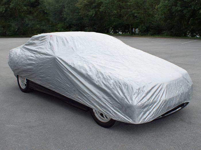 Toyota Corolla 4-T Limousine Bj. 2014- Auto Schutzhülle-Vollgarage, Basic