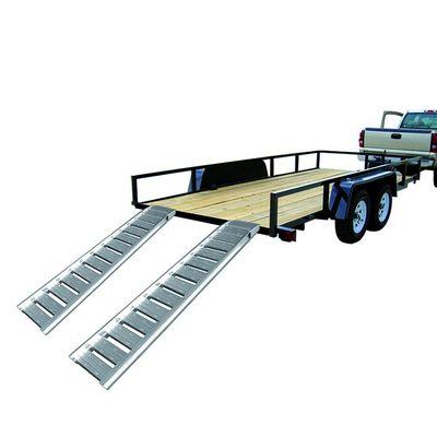 Auffahrschiene, Aluminium 210x35cm 500kg pro Stück (25er Pack)