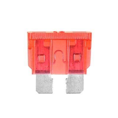 Sicherung, Flachstecksicherungen Standard 10A rot 6 Stück