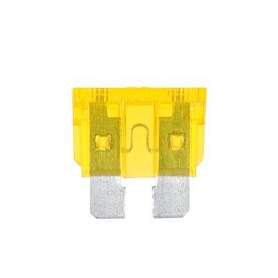 Sicherung, Flachstecksicherungen Standard 20A gelb 6 Stück