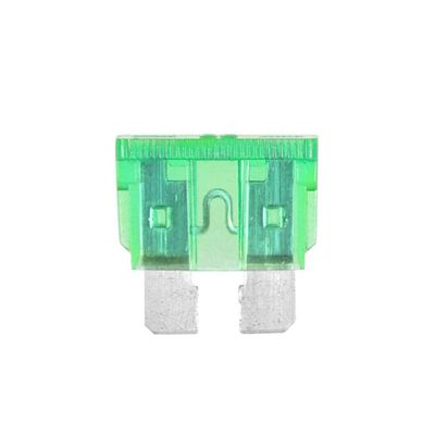 Sicherung, Flachstecksicherungen Standard 30A grün 6 Stück