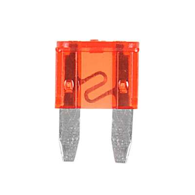 Sicherung, Flachstecksicherungen Mini 10A rot 1 Stück