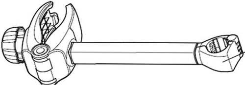 Fahrradhalter, Thule, 2. Fahrrad DM 25,5mm, Modell 944, 946, G2 920, 922