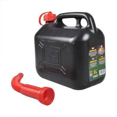 Benzinkanister 5L Kunststoff UN-geprüft (10er Pack)