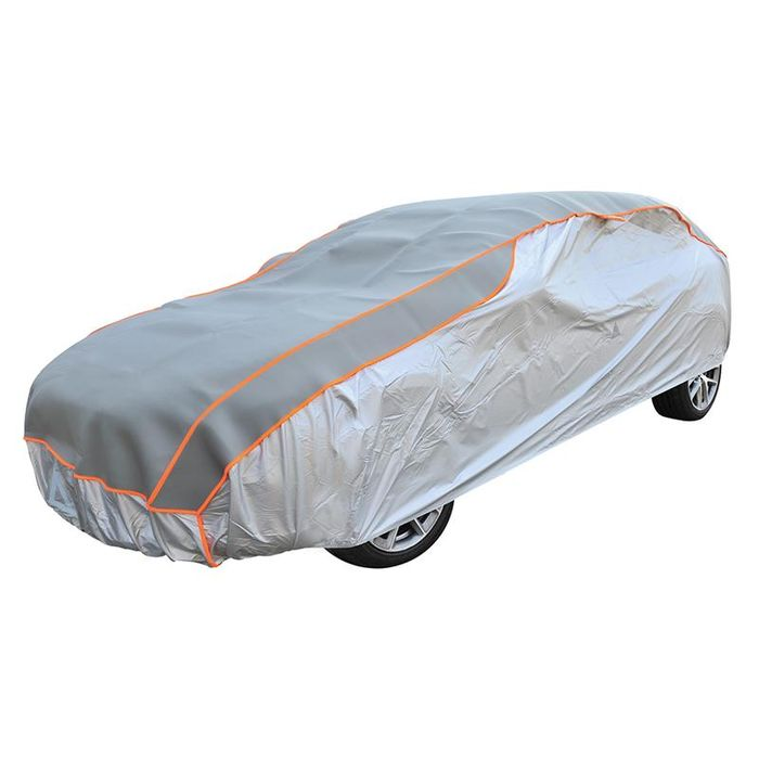 VW UP 5-T Fließheck Bj. 2012- Auto Schutzhülle-Hagelschutz, Premium