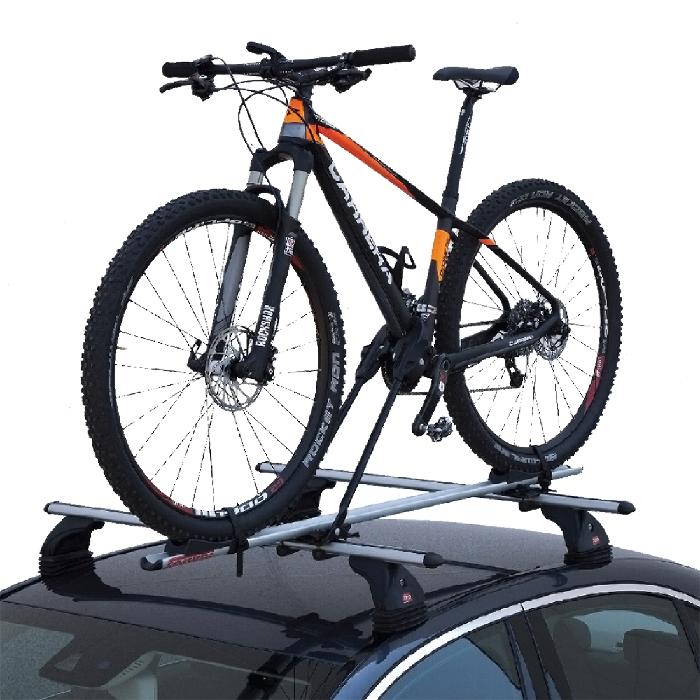 Fahrradhalter Fabbri BICI 2000 ALU f. Dachträger bis 60mm