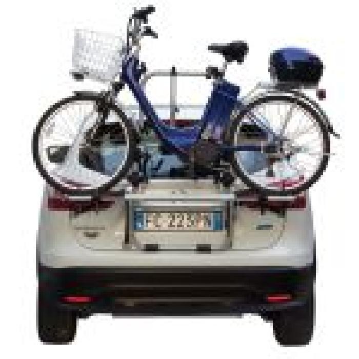 Subaru Legacy VI, 5-T Kombi Bj. 2014-, Fabbri Fahrradträger f. E- Bike- Elektrofahrrad
