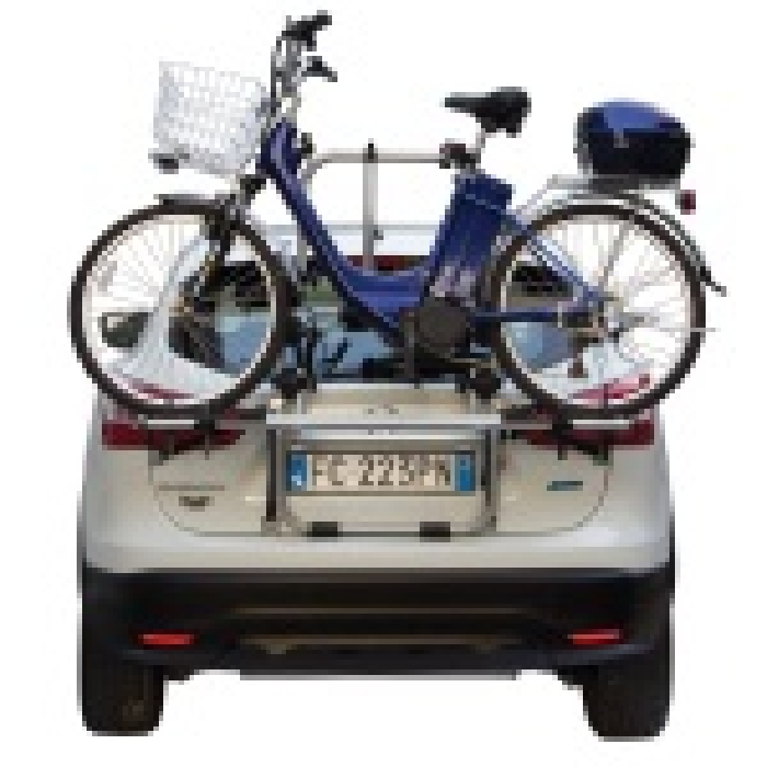 Peugeot 2008, 5-T SUV Bj. 2013-, Fabbri E-Bike Träger f. E- Bike- Elektrofahrrad