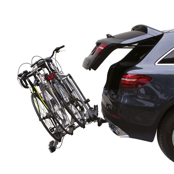 Fahrradträger Fabbri Easy Bike Classic fast, 3 Fahrr. für d. Anhängerkupplung AHK Fahrradträger für 3 Fahrräder