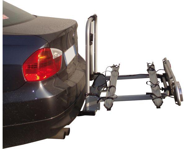 E- Bike Heckträger FABBRI Elektrobike Exclusive Deluxe für d. Anhängerkupplung AHK Heckträger für E-Bike Elektrofahrrad