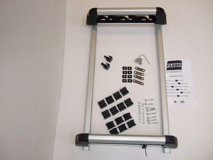 Ski und Board Erweiterung für Fabbri / Fapa Unispider