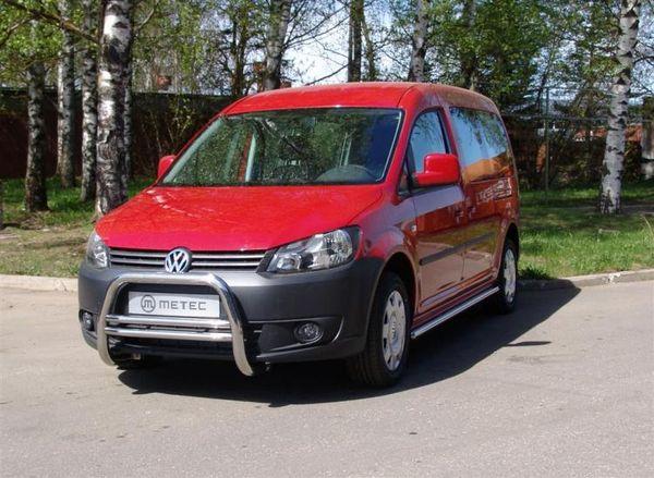 Frontschutzbügel Kuhfänger Bullfänger VW Touran 2010-, EuroBar 60mm Edelstahl