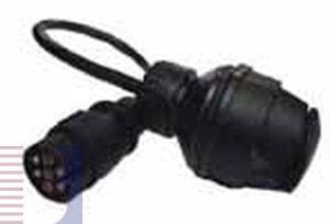 Adapterkabel 7- 13pol. - 0, 3m