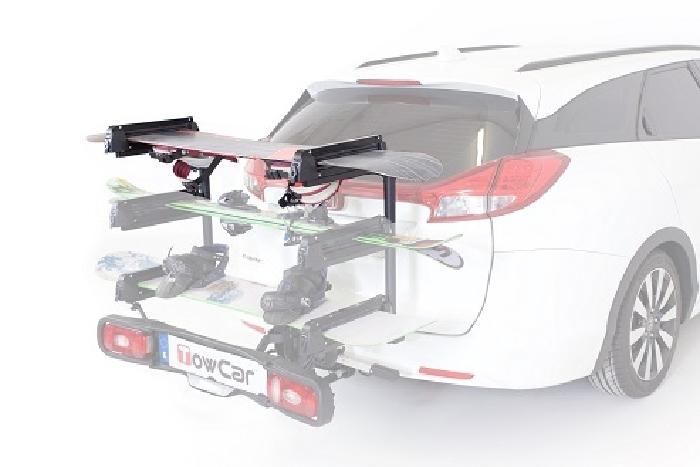 TOWCAR Aneto Ski u. Snowboard Erweiterungskit