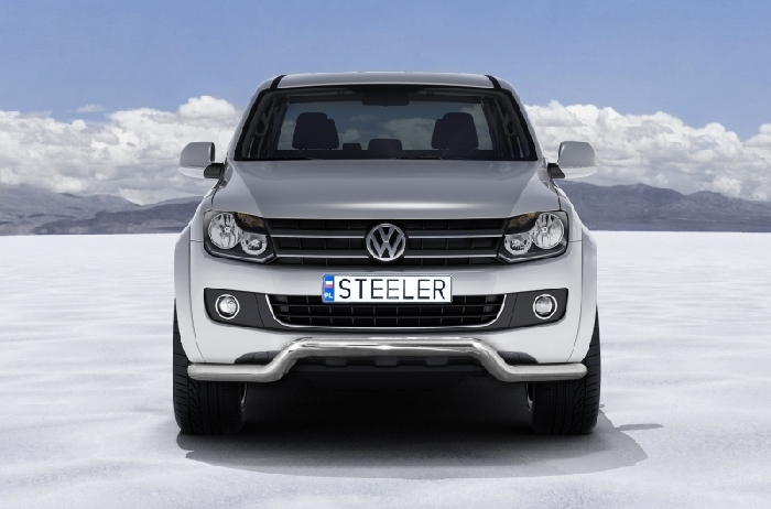 Frontschutzbügel Kuhfänger Bullfänger VW Amarok 2010-2016, Sportbar 70mm
