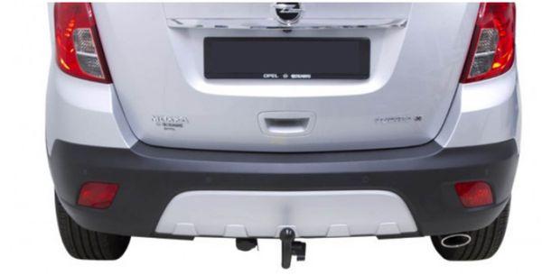 Anhängelast erhöhen Chevrolet TRAX, KL1B, 2013- (horizontal abnehmbare AHK incl. Gutachten)