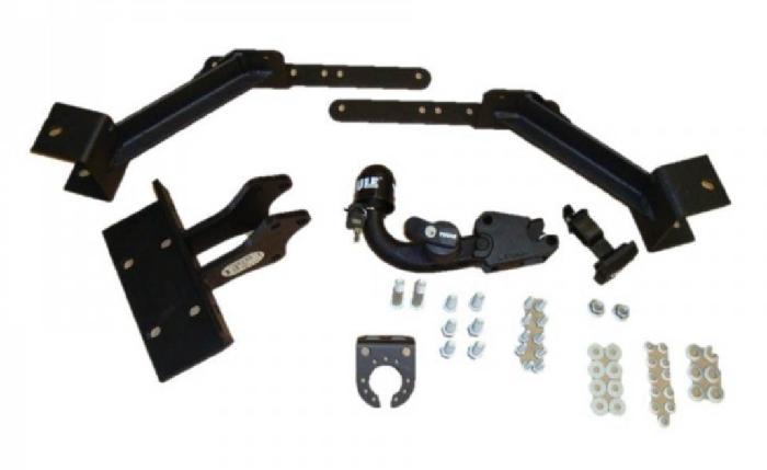 Anhängelast erhöhen Toyota Landcruiser Typ J15 / J150, 2010- (horizontal abnehmbare AHK incl. Gutachten)