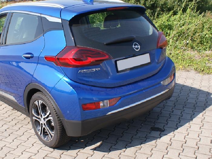Anhängerkupplung für Opel-Ampera-e - 2019- nur für Heckträgerbetrieb Ausf.:  vertikal