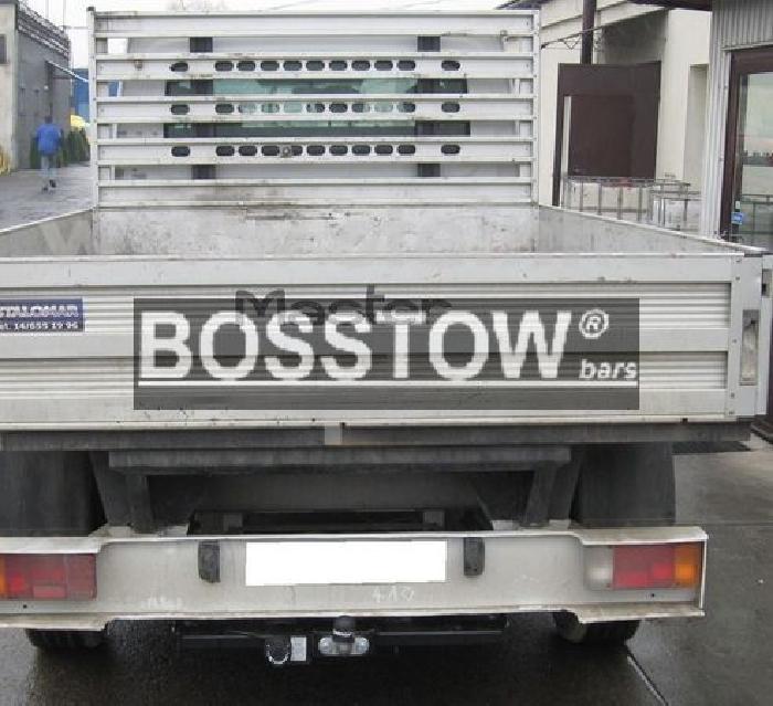Anhängerkupplung für Opel-Movano - 2006-2010 Kasten, Bus, Kombi Ausf.:  feststehend