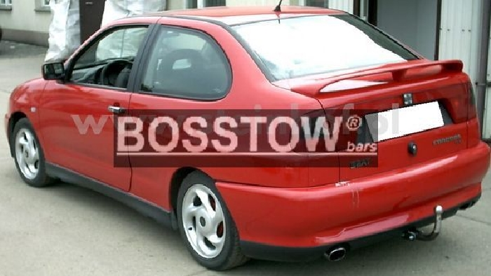 Anhängerkupplung für Seat-Cordoba - 1996-1999 SX, Coupé Ausf.:  feststehend